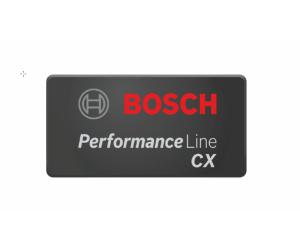 Cache avec logo Performance CX, rectangulaire