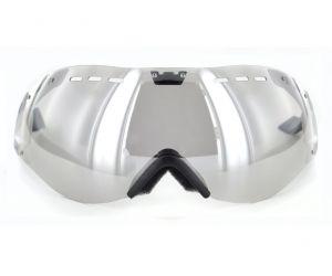 lunettes/masque SPEED CARBONIC silver pour casque CASCO