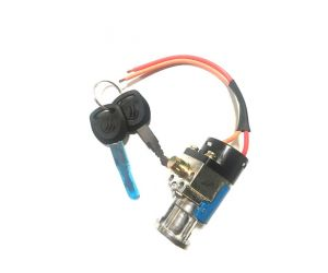 Barillet + Clés pour batterie VG LAVIL/CITY BAS