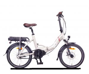 Vélo électrique pliant VG British Brighton
