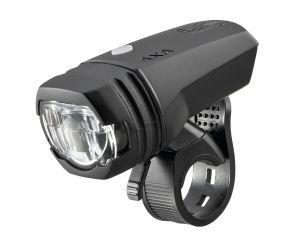 éclairage AV LED accu AXA Green Line 50 câble USB inclus