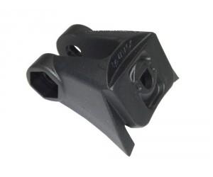 Support de phare B&M pour Suntour NCX-E45 NCX E25 (Noir)