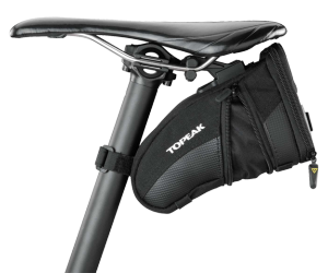 sacoche  porte bagage topeak aero wedge pack (quickclick) - medium