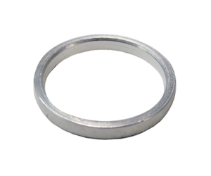 Rondelle pour vis de plateau VAE1mm Yamaha alu