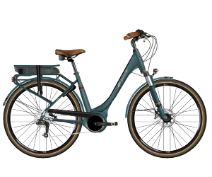 vélo electrique GRANVILLE E-PREMIUM-20-Nexus BOSCH z-black-matt/cre - Lady-M