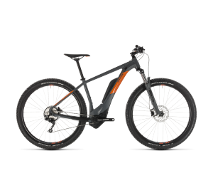 REACTION HYBRID PRO 400 ou 500Wh grey'n'orange