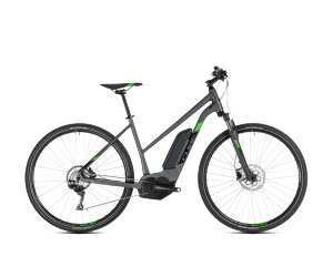 CROSS HYBRID PRO 400 ou 500Wh iridium'n'green