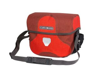 Sacoche Guidon ORTLIEB Ultimate Six 7 Litres - Rouge