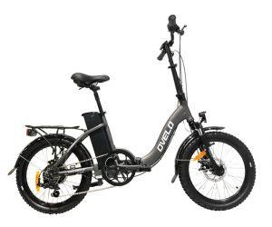 OVELO City Folding Electric Bike 2017