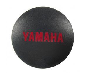 Cache Yamaha 2015, pour moteurs PW, logo rouge