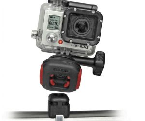 Support GoPro KLICKFIX pour guidon, casque
