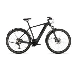 CROSS HYBRID PRO 500Wh AllRoad - cadre Homme