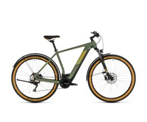 CROSS HYBRID PRO AllRoad - 500Wh, cadre Homme