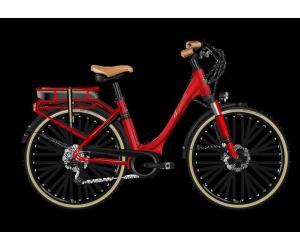 vélo électrique GRANVILLE E-PREMIUM-20-Nexus BOSCH z-black-matt/cre - Lady-M
