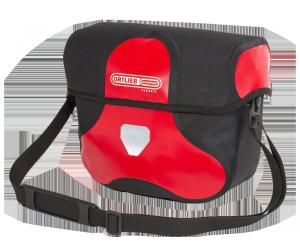 sacoche de guidon ortlieb ultimae 6 m classic red-black f3111