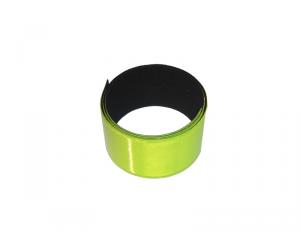 Bande FASI réfléchissante jaune - Enroulement automatique 30x400 mm