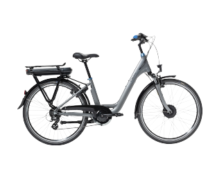 ORGAN\'e-Bike XS - Gris (2020)
