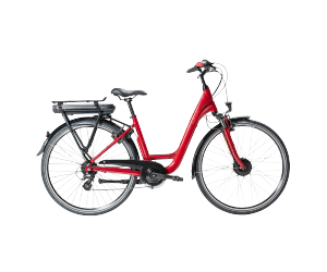 ORGAN\'e-Bike XS - Rouge Rubis (2020)