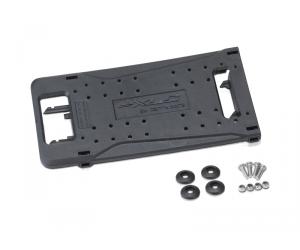 Adaptateur XLC carry more compatible avec porte-bagages syst. XLC
