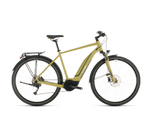 TOURING HYBRID ONE - 500Wh, cadre Homme