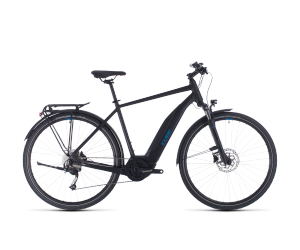 TOURING HYBRID ONE - 400 ou 500Wh, cadre Homme