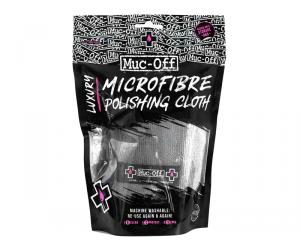 """Serviette Micro Fibre MUC-OFF """"Miracle Shine"""""""