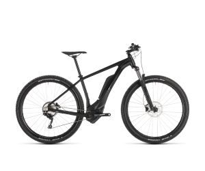 "cube reaction hybrid pro 500 black edition 2019 - 17"" reconditionnement velo neuf rayure cadre tube superieur"