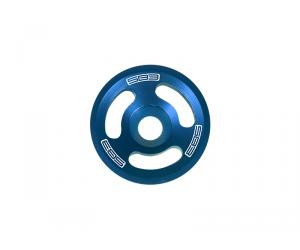 SB3 Capot de jeu de direction Bleu