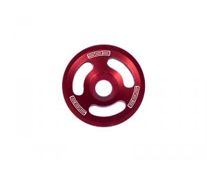 SB3 Capot de jeu de direction Rouge