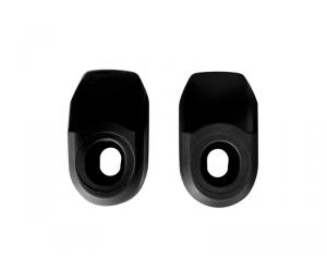 SB3 Paire Protections de manivelle Noir