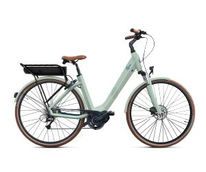 "SWAN D8 26"" light green cadre 45cm (sans batterie)"