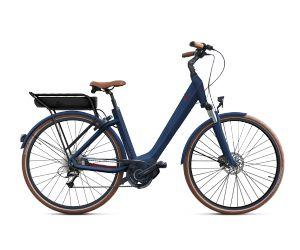 """SWAN D8 28\"""" blue cadre 50 cm (sans batterie)"""