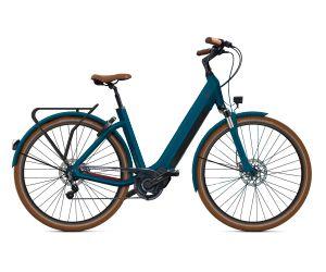 "ISWAN N8 bleu cobalt 28\"" cadre 50 cm (sans batterie)"