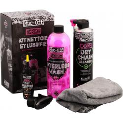 Pack MUC-OFF - Kit nettoie et lubrifie