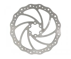 disque de frein XLC BR-X01 diametre 160mm, argent