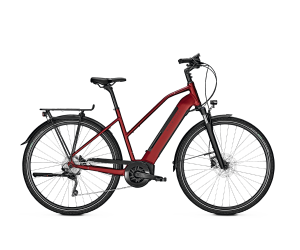 ENDEAVOUR 3.B ADVANCE Trapèze Rouge 500Wh 2020