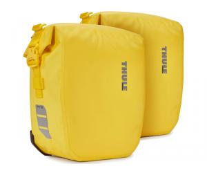 Paire De Sacoches THULE Shield Pannier 13L Pair - Jaune