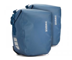 Paire De Sacoches THULE Shield Pannier 13L Pair - Bleu