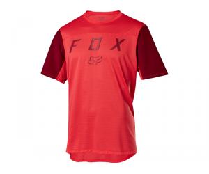 Maillot manches courtes Flexair Moth - rouge T-S