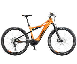 ktm macina Chacana 293 space orange (black) 12 + pt-cx614 powertube t.S (43cm)