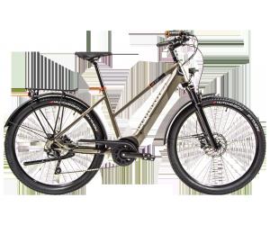 Vélo électrique Peugeot eT01 Crossover équipé Mixte D9 Powertube - 2020