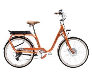 Peugeot elc01 EGOING SR11 36V-11AH, 400 WH 2019 -orange t.xs (40)
