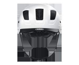 Casque ABUS Hyban 2.0 polar - White
