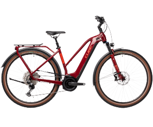 TOURING HYBRID EXC - 500Wh, cadre Homme