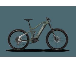 Haibike AllMtn 6 600Wh Yamaha PW-X2 Vert 2021 T.44