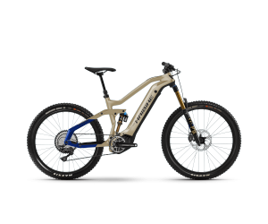 Haibike AllMtn 7 600Wh Yamaha PW-X2 beige 2021 T.44