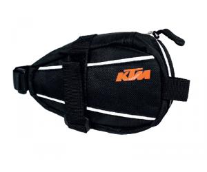 Sacoche ktm Bike Bag noir et orange