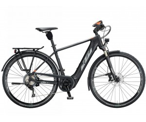 Macina Style 610 Nyon black and orange 46cm