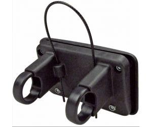 Support de panier KLICKFIX Ø 22-26mm