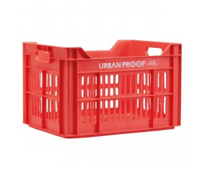 PANIER RECYCLE URBAN PROOF 30L ROUGE